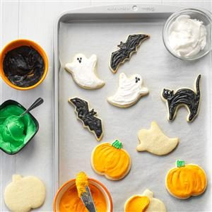 30 Favorite Halloween Cookies
