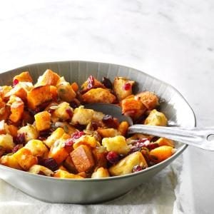 Roasted Butternut Squash Panzanella