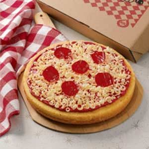 Pizza Cake Recipe