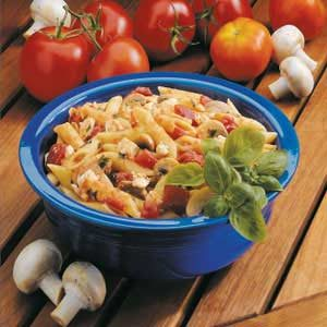 Penne From Heaven Recipe