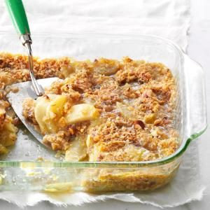 Apple-Almond Bake Recipe