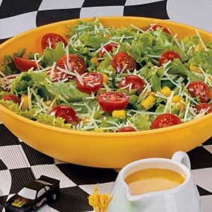 Start-Your-Engine Salad Recipe