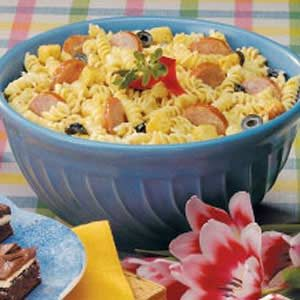 Kielbasa Pasta Salad Recipe
