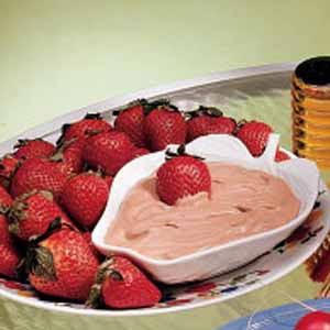 Chocolate Mousse with Strawberries Recipe