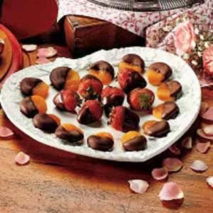 Chocolate-Dipped Fruit Recipe