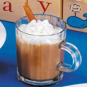 Mocha Morning Drink Recipe