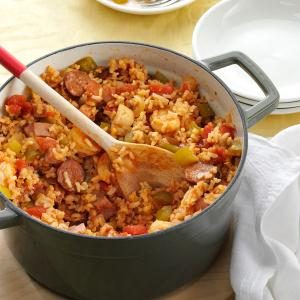 My Best-Ever Jambalaya Recipe