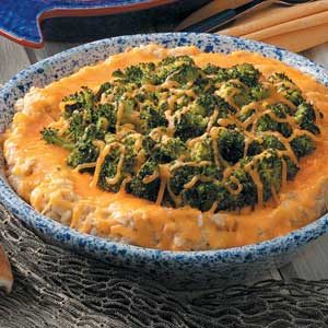 Broccoli Tuna Bake Recipe