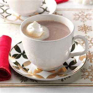 Gingerbread Hot Cocoa Recipe