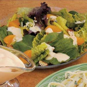 Peachy Pecan Salad Recipe