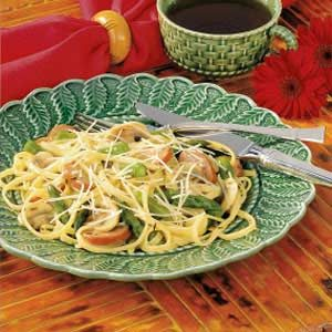 Fettuccine Italiana Recipe