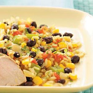 Southwestern Rice Recipe