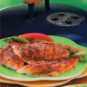 Grilled Spiced Fish Recipe