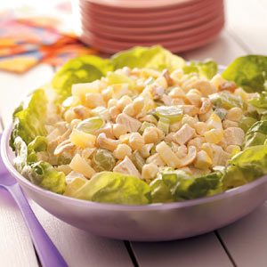 Chicken Salad for 50 Recipe