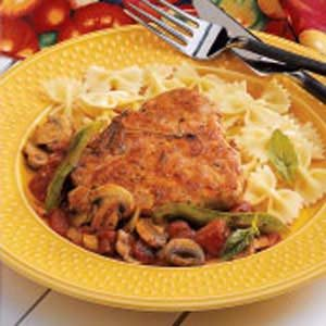 Italian Pork Chops Recipe