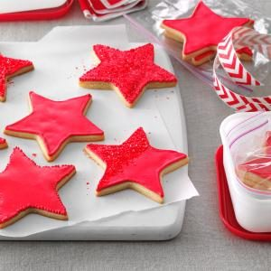 Red Star Cookies Recipe