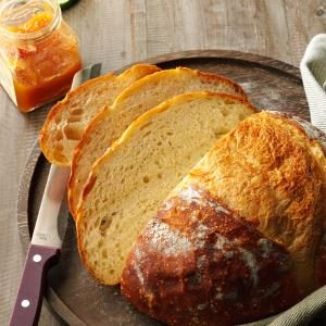 5-Ingredient Bread Recipes