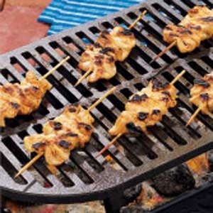 Grilled Pork Appetizers Recipe