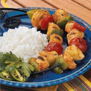 Southwestern Skewers Recipe