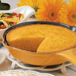 West Tennessee Corn Bread Recipe