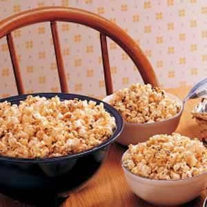 Cajun Popcorn Recipe
