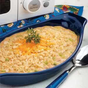Microwave Tuna 'n' Chips Recipe