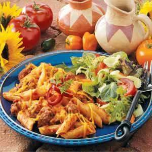 Italian Mostaccioli Bake Recipe