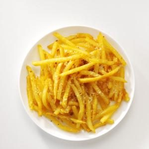 Parmesan & Garlic Fries Recipe
