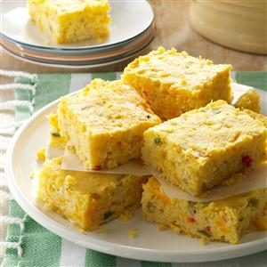 Confetti Corn Bread Recipe