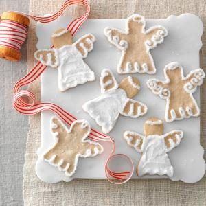Snow Angel Cookies Recipe photo by Taste of Home