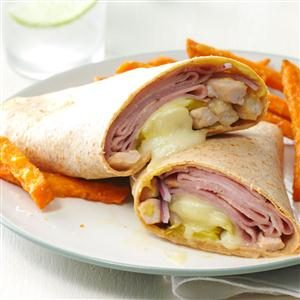 Cuban Pork Wraps Recipe