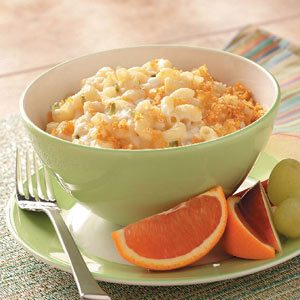 Zippy Macaroni and Cheese Recipe