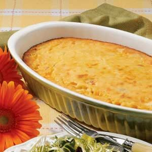 Cheesy Corn Casserole Recipe