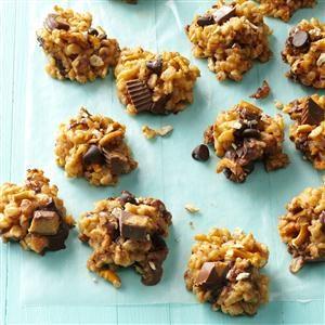 Sweet & Salty Peanut Butter Bites Recipe