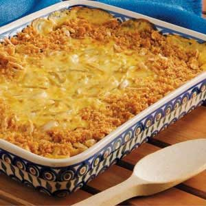 Fancy Bean Casserole Recipe