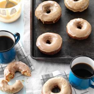 Maple Glaze for Doughnuts Recipe