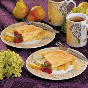 Pear Oven Omelet Recipe