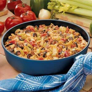 Mexican Skillet Supper Recipe