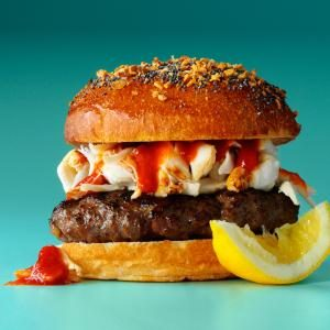 Surf & Turf Burgers Recipe