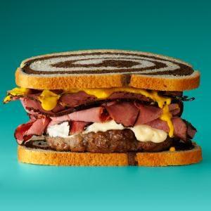 Deli Burgers Recipe