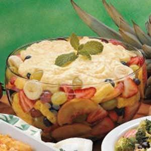 Fruit Salad Recipe For Kids With Custard In Urdu that ...