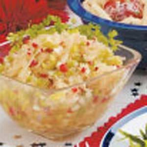 Liberty Sauerkraut Salad Recipe