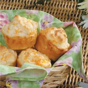 Cheddar Biscuit Cups Recipe