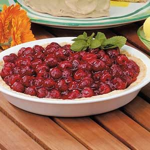 Strawberry Raspberry Pie Recipe