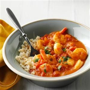 West African Shrimp Recipe