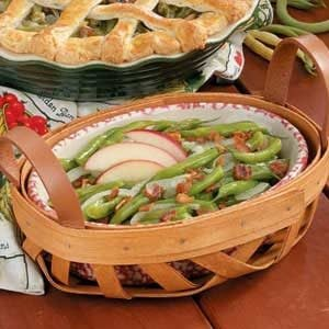 Green Beans German Style Recipe