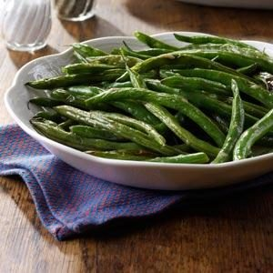 Roasted Green Bean Salad Recipe