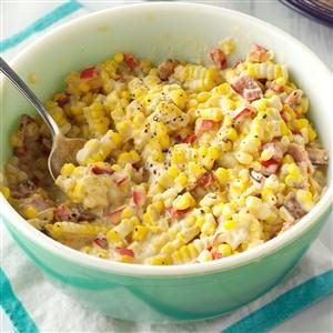 Eddie's Favorite Fiesta Corn Recipe