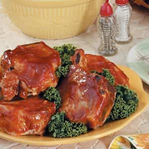 Favorite Pork Chops Recipe