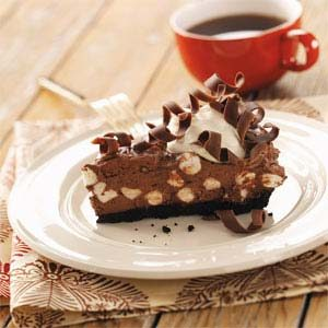 Chocolate Pie with Marshmallows Recipe